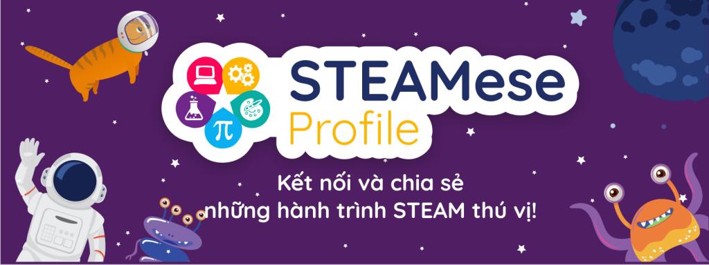 STEAMese Profile Banner
