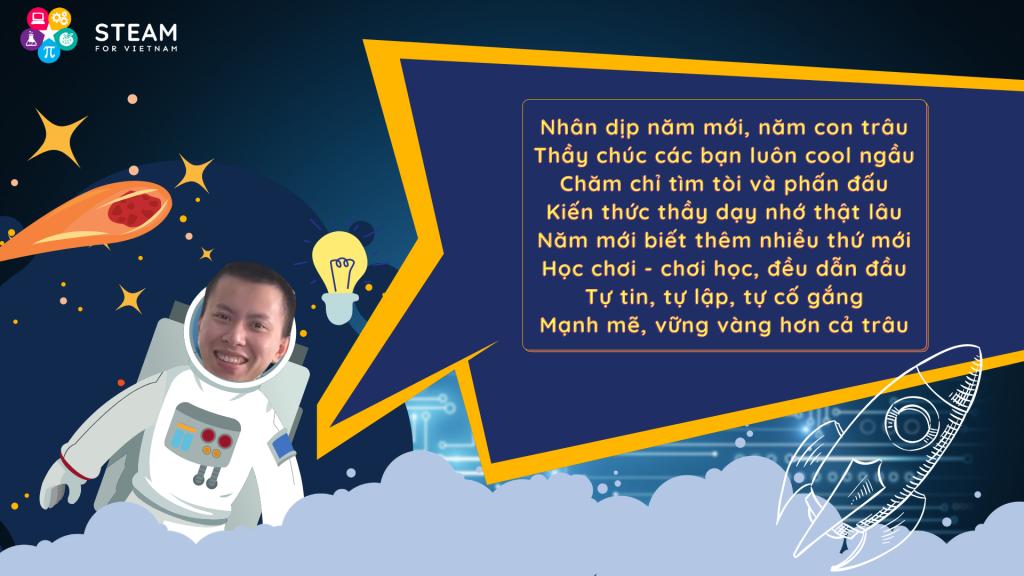 Lời chia sẻ của thầy Ken Nguyễn CS101